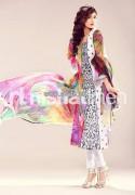 Nishat Linen Digital Print Collection 2013 For Summer 003