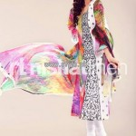 Nishat Linen Digital Print Collection 2013 For Summer 003