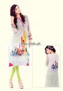 Nishat Linen Digital Print Collection 2013 For Summer 004