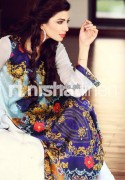 Nishat Linen Digital Print Collection 2013 For Summer 005