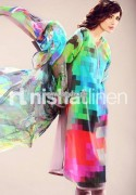 Nishat Linen Digital Print Collection 2013 For Summer 006