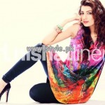 Nishat Linen Digital Print Collection 2013 For Women 010