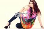 Nishat Linen Digital Print Collection 2013 For Women 010