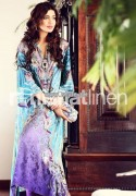 Nishat Linen Digital Print Collection 2013 For Women 014