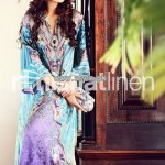 Nishat Linen Digital Print Collection 2013 For Women 014