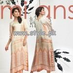 Nomi Ansari DNA Eid Collection 2013 For Girls 001