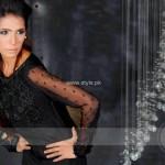 Osaf Rehman Party Wear Dresses 2013 for Women 002