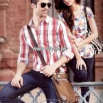 Outfitters Festive Collection 2013 For Men And Women 003