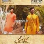 Picasso and Waleed Ahmed Eid Collection 2013 For Men 001