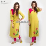 Pinkstich Eid Dresses 2013 For Girls 001