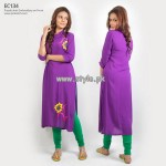 Pinkstich Eid Dresses 2013 For Girls 003