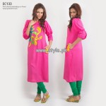 Pinkstich Eid Dresses 2013 For Girls 004