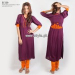 Pinkstich Eid Dresses 2013 For Women 007