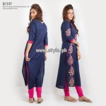 Pinkstich Eid Dresses 2013 For Women 009