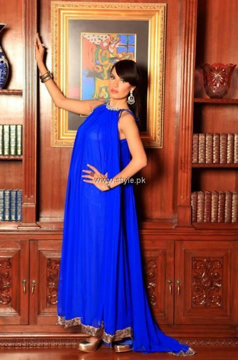 Pinx Evening Wear Collection 2013 for Women