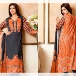 Rashid Textiles Eid Collection 2013 For Women 0013