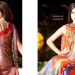Rashid Textiles Eid Collection 2013 For Women 0019