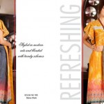 Rashid Textiles Eid Collection 2013 For Women 004