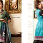 Rashid Textiles Eid Collection 2013 For Women 005