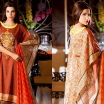 Rashid Textiles Eid Collection 2013 For Women 006