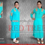 Red Tree Eid Collection 2013 For Girls 001