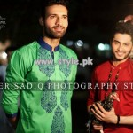 Rehan and Muzammil Kurta Shalwar 2013 For Eid 011