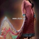 Resham Ghar Eid Dresses 2013 For Girls 001