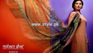 Resham Ghar Eid Dresses 2013 For Women 006