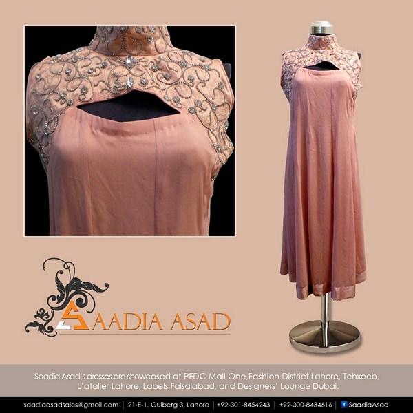 Saadia Asad Eid Collection 2013 For Women 0012