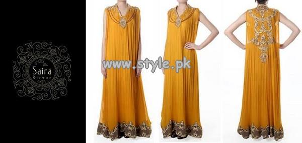 Saira Rizwan Formal Wear Collection 2013 For Summer 003
