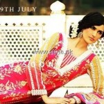 Sana and Samia Celebre Eid Collection 2013 by Lala