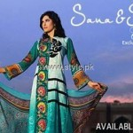 Sana and Samia Celebre Eid Collection 2013 by Lala 002