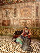 Sana and Samia Celebre Eid Collection 2013 by Lala 003