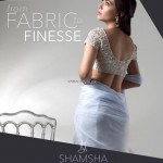 Shamsha Hashwani Party Wear Dresses 2013 for Women 001