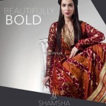 Shamsha Hashwani Party Wear Dresses 2013 for Women 002