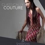 Shamsha Hashwani Party Wear Dresses 2013 for Women 004