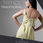 Shamsha Hashwani Party Wear Dresses 2013 for Women 005