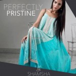 Shamsha Hashwani Party Wear Dresses 2013 for Women 007