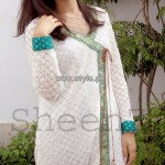 Sheenz Eid-Ul-Fitr Collection 2013 For Girls 004