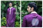 Sparkles Men Kurta Collection 2013 For Eid-Ul-Fitr 004