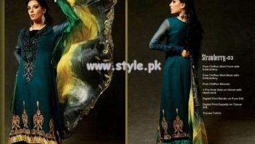 Strawberry Eid Collection 2013 For Women 010