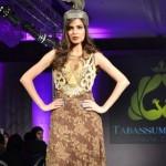 Tabassum Mughal Collection At Pakistan Fashion Week London 2013 0012