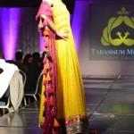 Tabassum Mughal Collection At Pakistan Fashion Week London 2013 004