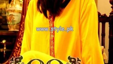 Tania Aaqib Eid-Ul-Fitr Dresses 2013 For Women 010