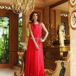 Teena by Hina Butt New Party Wear 2013 for Eid 013