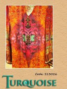 Turquoise Eid Collection 2013 for Women 008