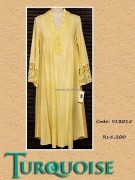 Turquoise Eid Collection 2013 for Women 010