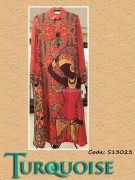 Turquoise Eid Collection 2013 for Women 012