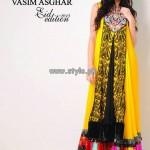 Vasim Asghar Eid Collection 2013 For Girls 002