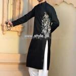 Wajahat Mansoor Eid Dresses 2013 For Men 009
